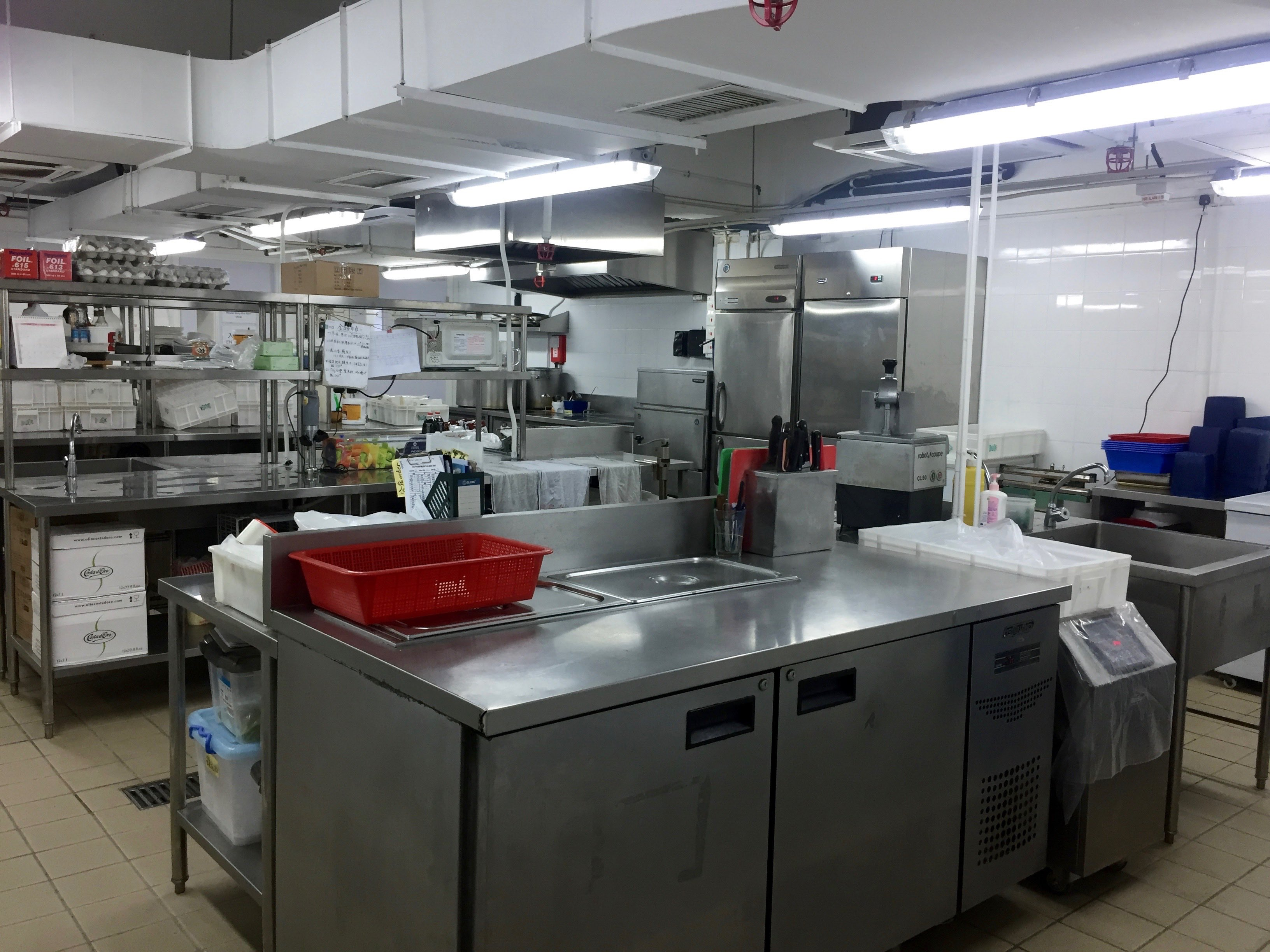For Sale Central Kitchen Hk Food Factory Licence Lacrucci