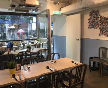 Hong Kong Central fitted restaurant for rent with restaurant licence