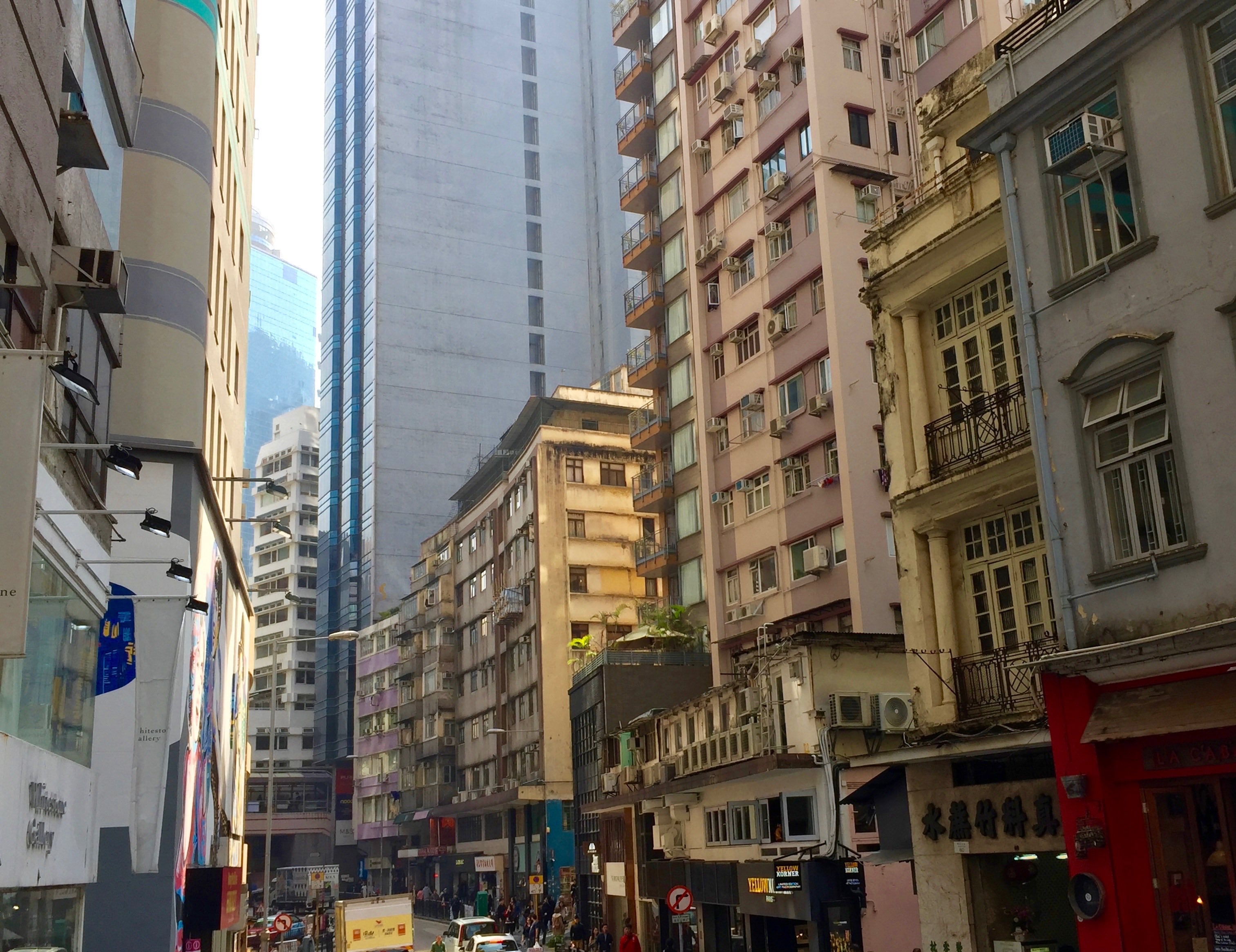 Hong Kong Central Hollywood Road high traffic cafe coffee shop grab-and-go takeaway for lease