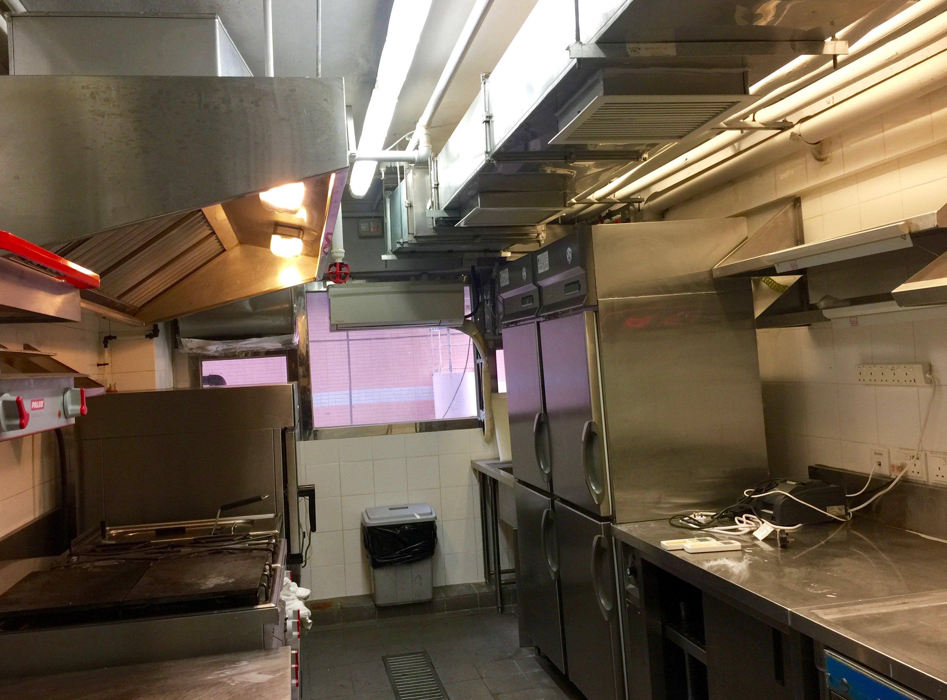 Hong Kong Sheung Wan restaurant full kitchen licence for lease