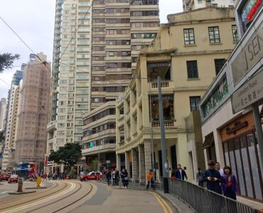 Hong Kong Wan Chai high-traffic F&B Shop for Lease
