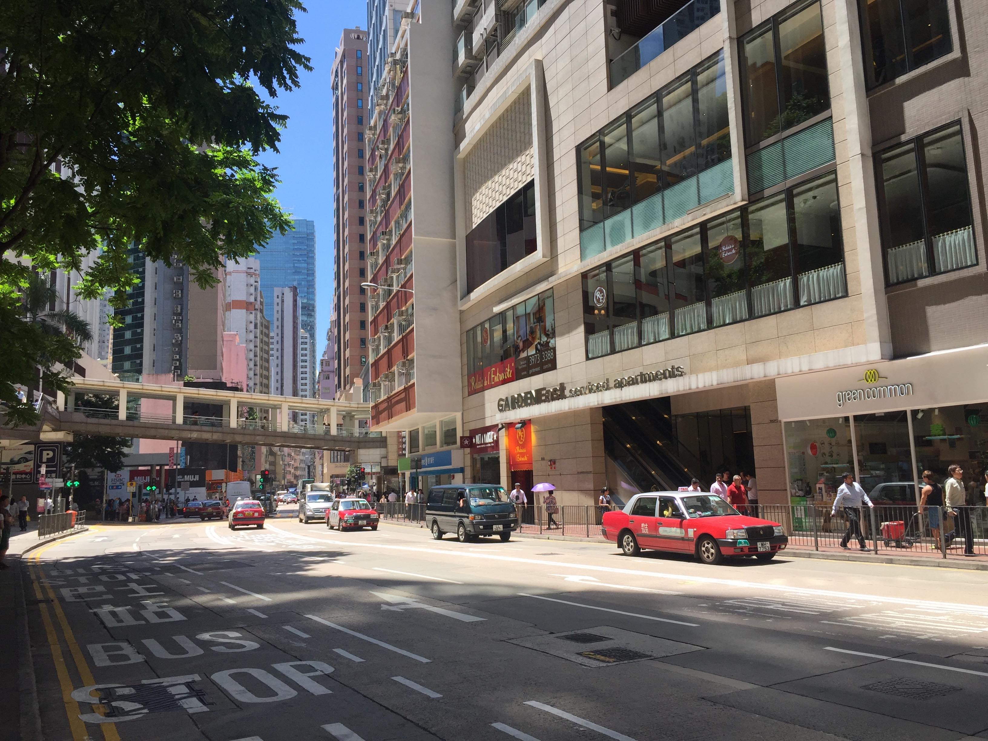 Hong Kong Wan Chai Fitted Restaurant Full Licence for Lease
