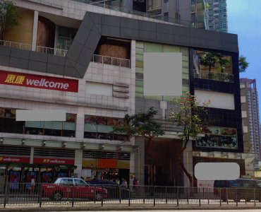 Hong Kong Fitted F&B Shop for Lease in busy Kowloon district