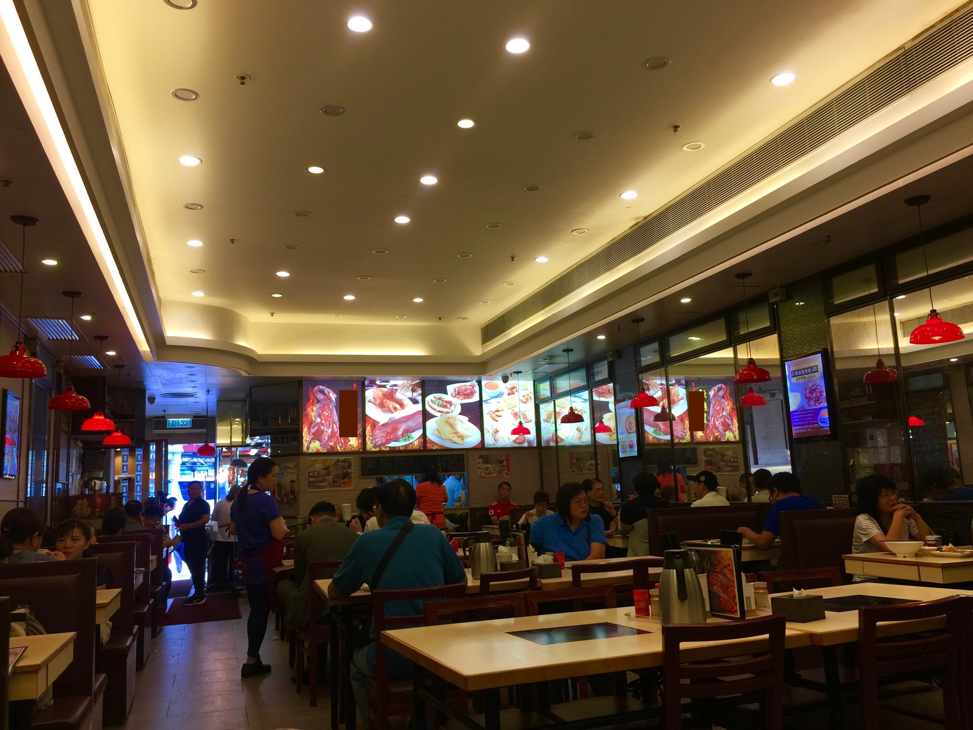 Hong Kong Kowloon Fitted F&B Shop for Lease nearby MTR Station