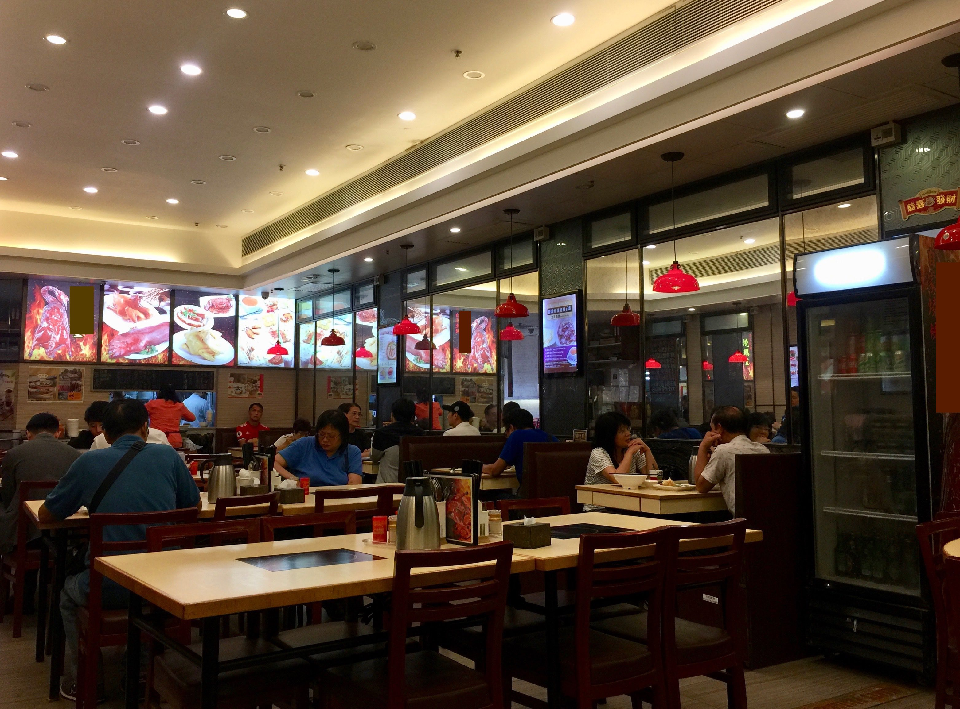 Hong Kong Kowloon Mongkok Fitted F&B Shop for Lease at high-traffic location