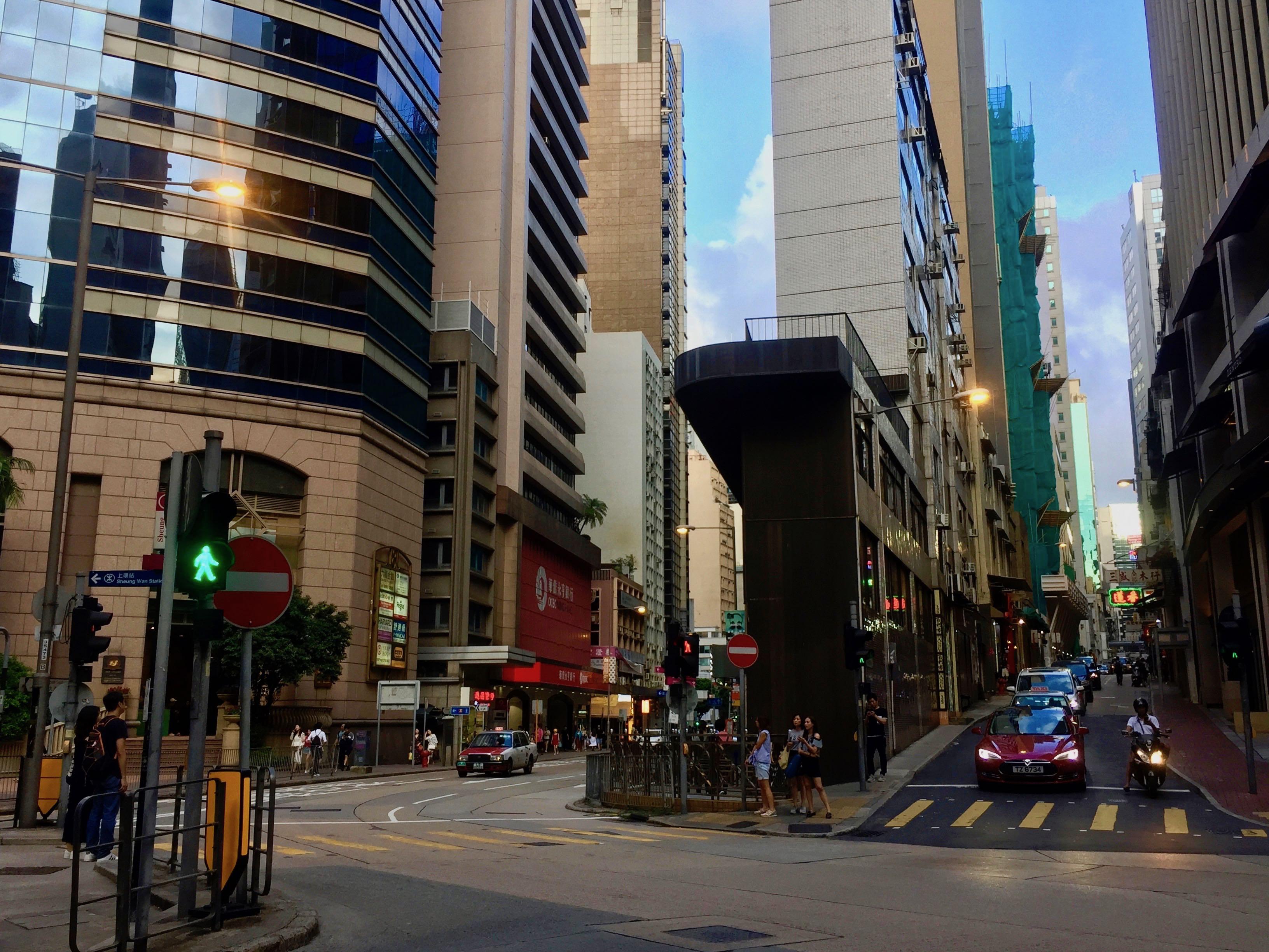 HK Sheung wan F&B shop for lease