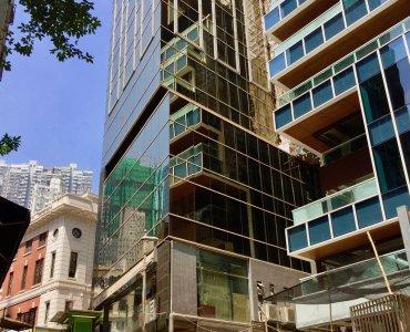 Central Pottinger Street restaurant space for lease - Hong Kong