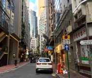 Cafe and Bar Space for Rent in Sheung Wan Hong Kong