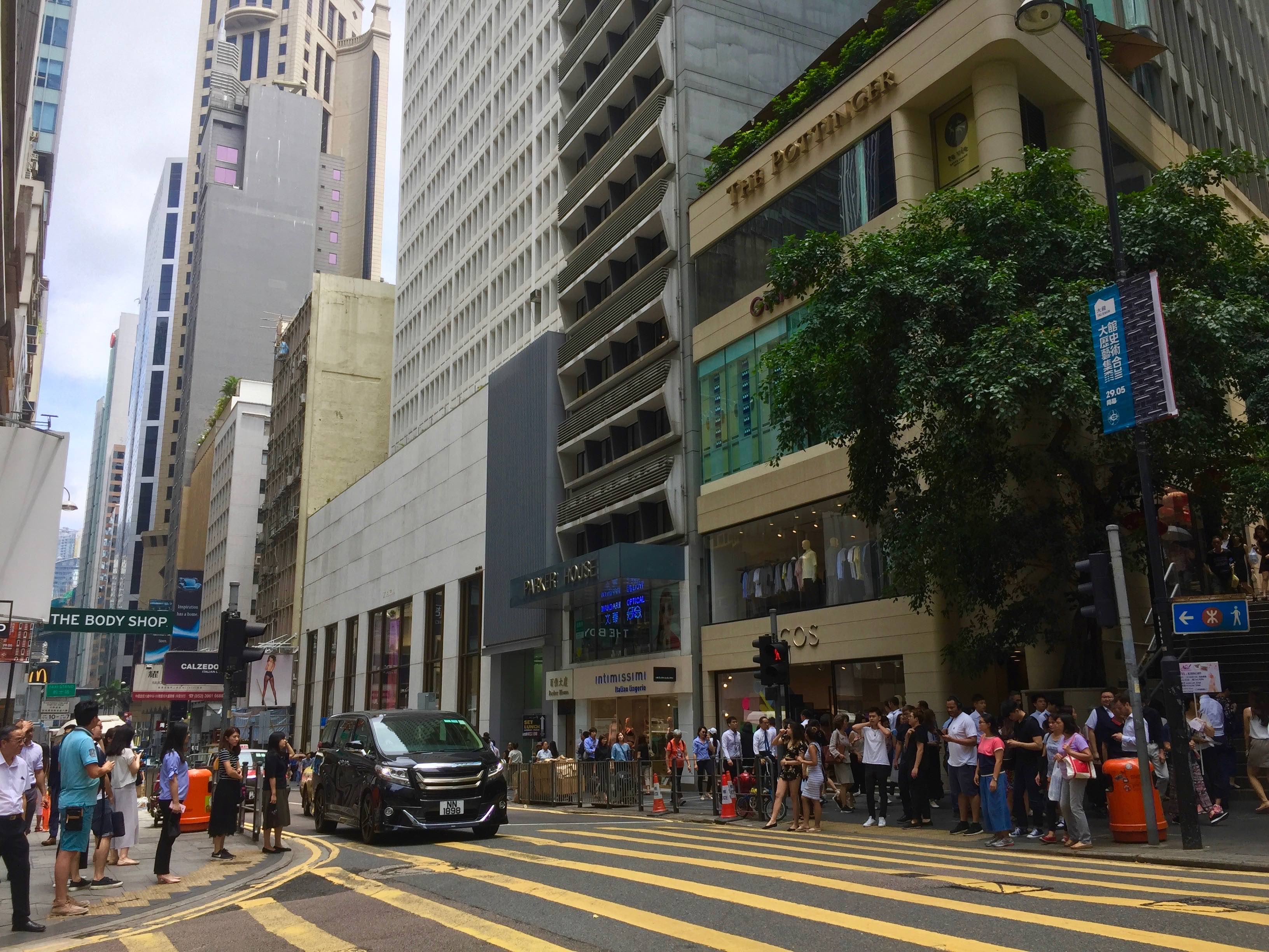 Hong Kong Central QRC F&B Shop for Lease