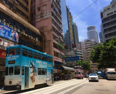 Hong Kong Wanchai Hennessy Road F&B Shop for Lease