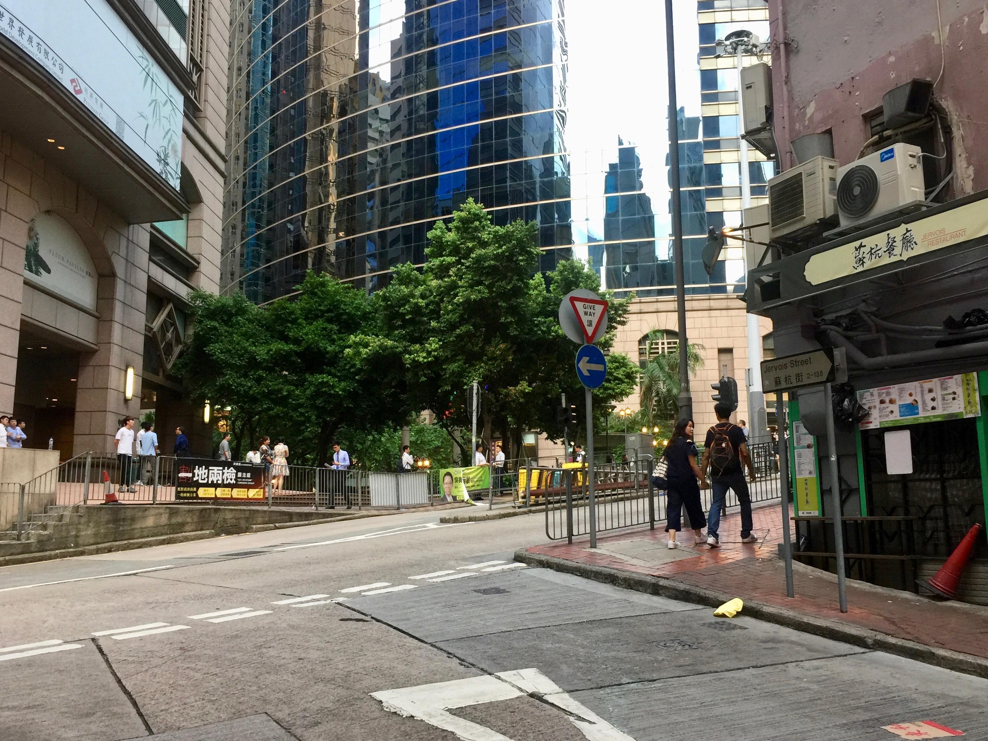 Jervois Street FB shop for rent in Sheung Wan, Hong Kong