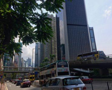 Office crowd - Restaurant for lease Jaffe Road Wan Chai HK