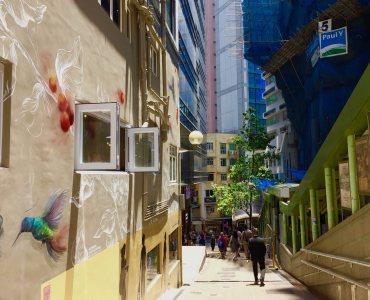 Soho Bar Restaurant Space for Rent in Central HK