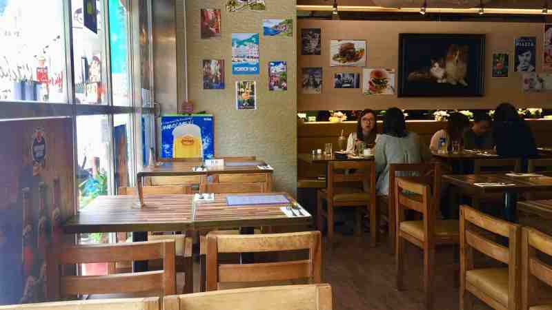HK Tsim Sha Tsui Fitted Restaurant for Lease with Restaurant Licence