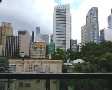 Hillwood Road Restauratn space with balcony for rent - Tsim Sha Tsui, HK