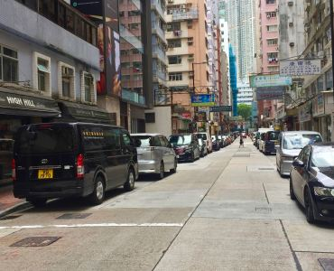 Near Nathan Road FB shop for lease on Hillwood Road, Tsim Sha Tsui, Hong Kong