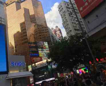 Hong Kong Causeway Bay High Traffic F_B Shop for Lease in Shopping Mall