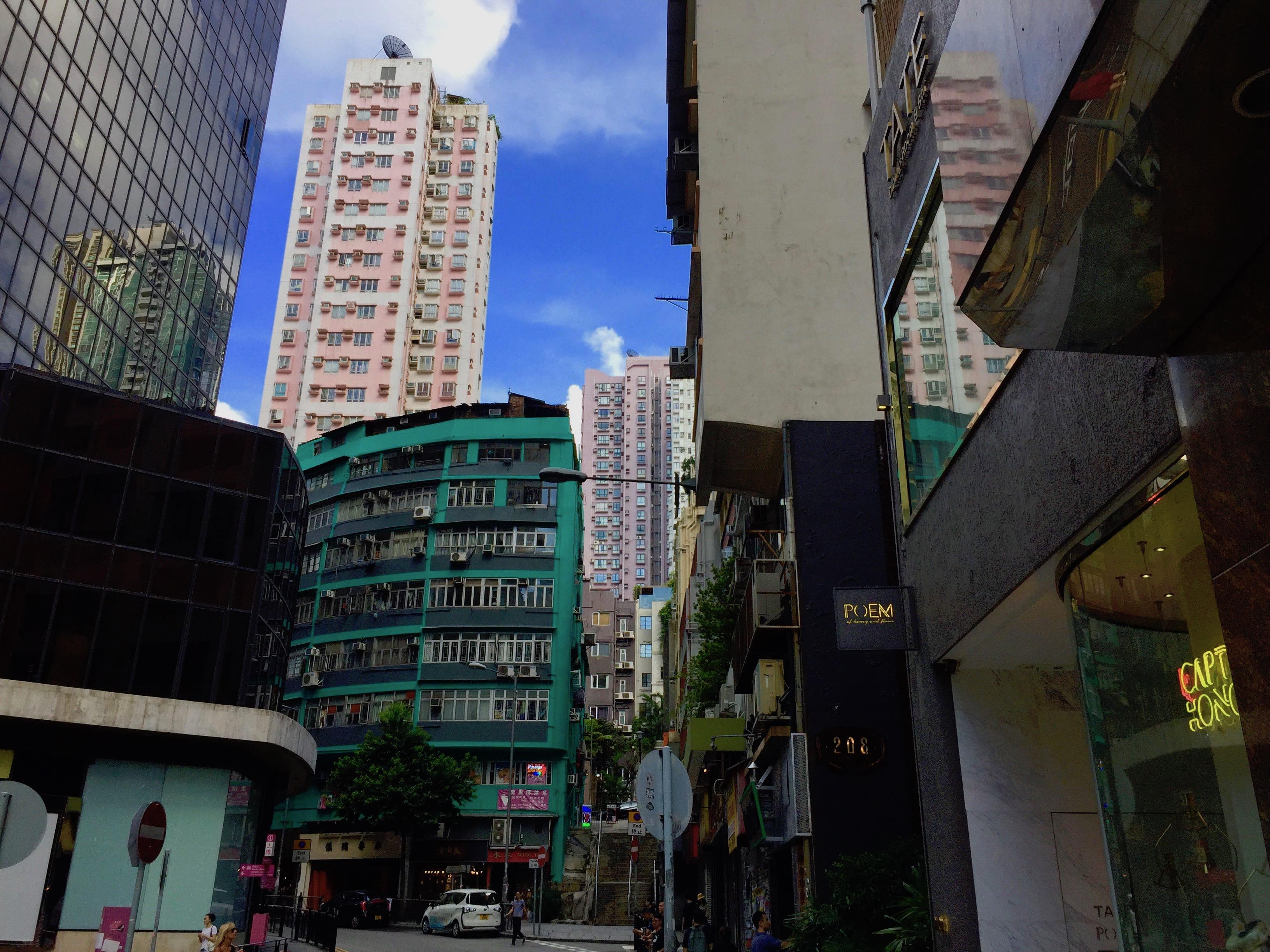 Hong Kong Hollywood Road Sheung Wan best foodie destination for unique F&B Concepts