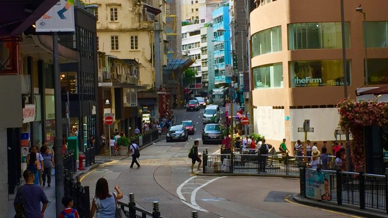Hollywood Road - best foodie destination in Central Hong Kong?