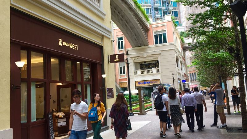High traffic FB space for lease in Wan Chai, Queen's Road East - HK