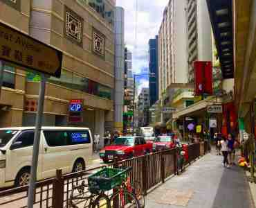 Tsim Sha Tsui High traffic Restaurant Space for Rent in Kowloon Hong Kong