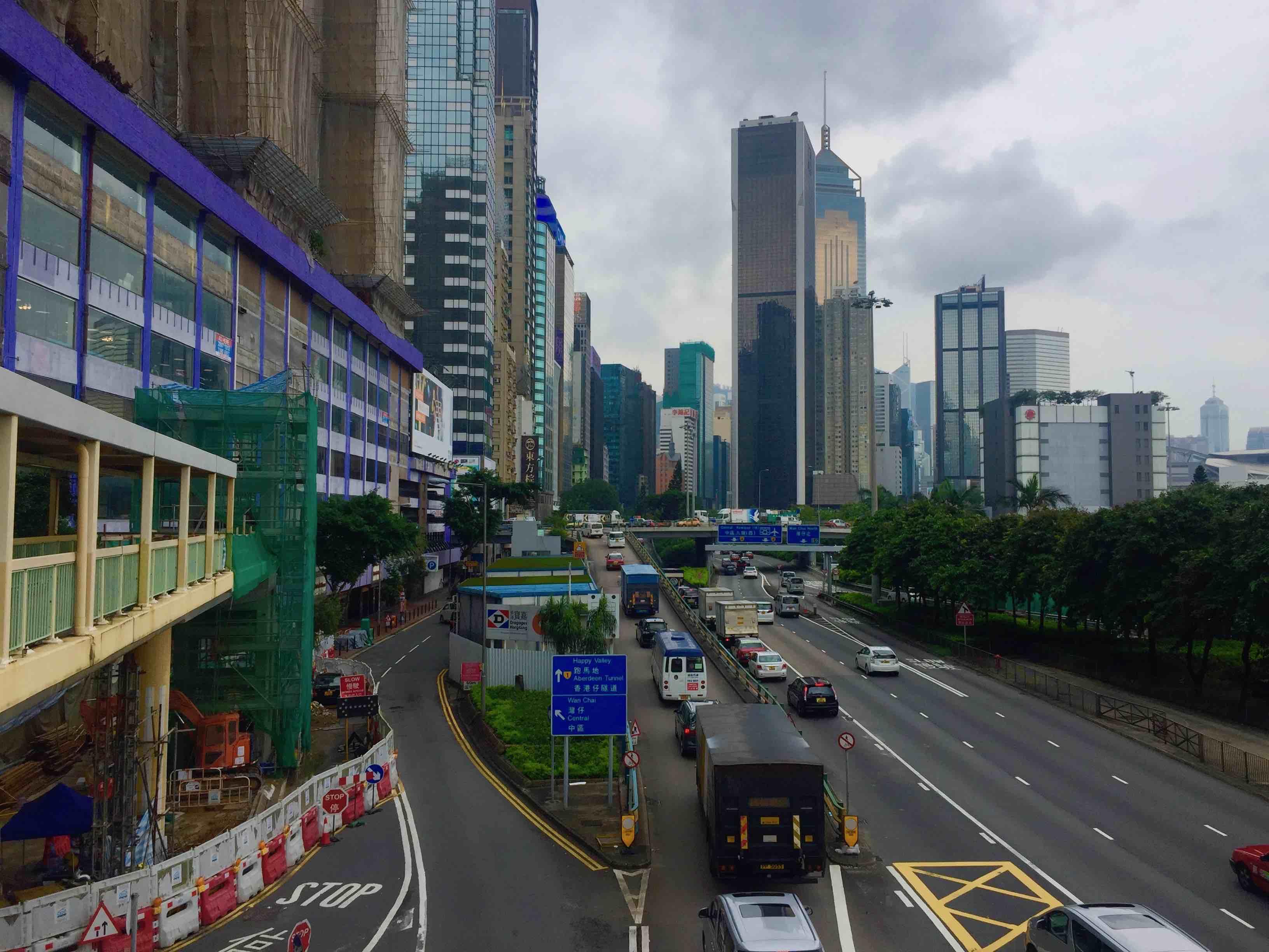 Causeway Bay Huge Restaurant Space for Rent in Hong Kong