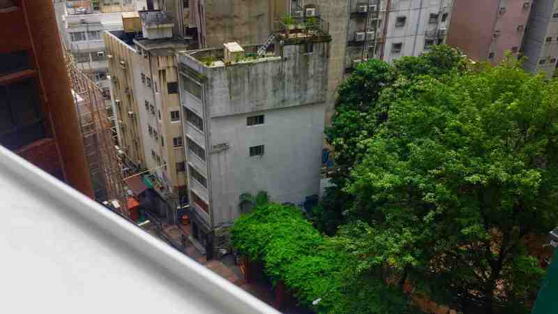 Central F_B Shop for Lease with Outdoor Area in Hong Kong