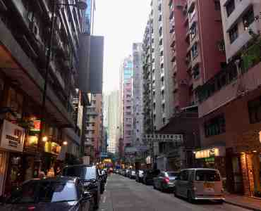Food & Beverage Shop for Rent in HK Tsim Sha Tsui with parking outside restaurants