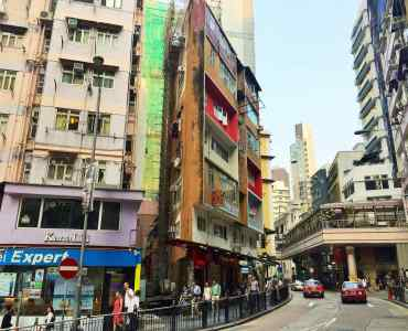 HK Central Hollywood Road Turnkey Restaurant for Sale