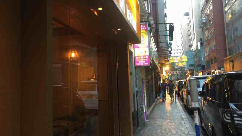 HK Restaurant Space for Rent on Hillwood Road Tsim Sha Tsui