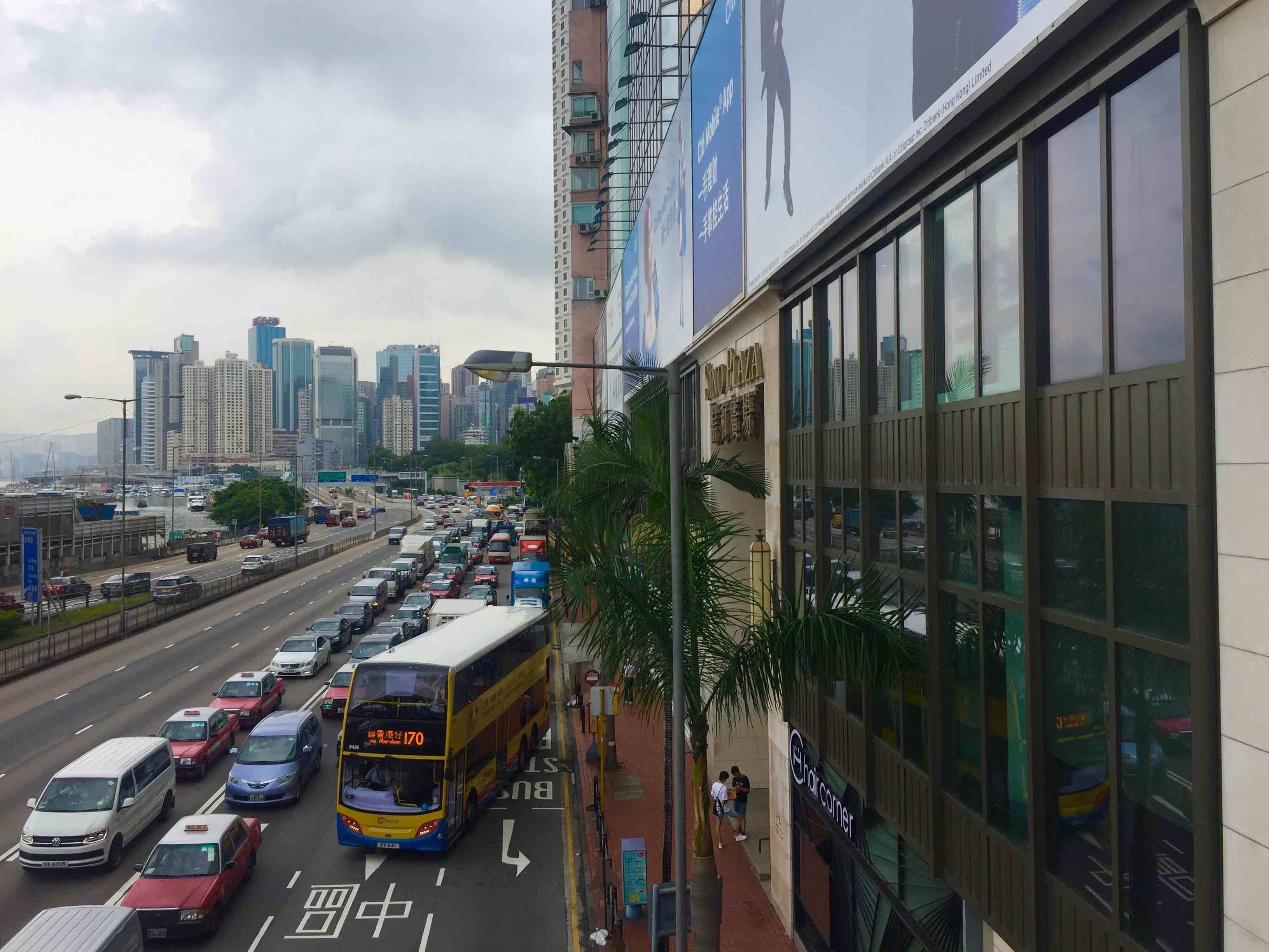 Hong Kong Harbour View Restaurant Space for Lease in Causeway Bay