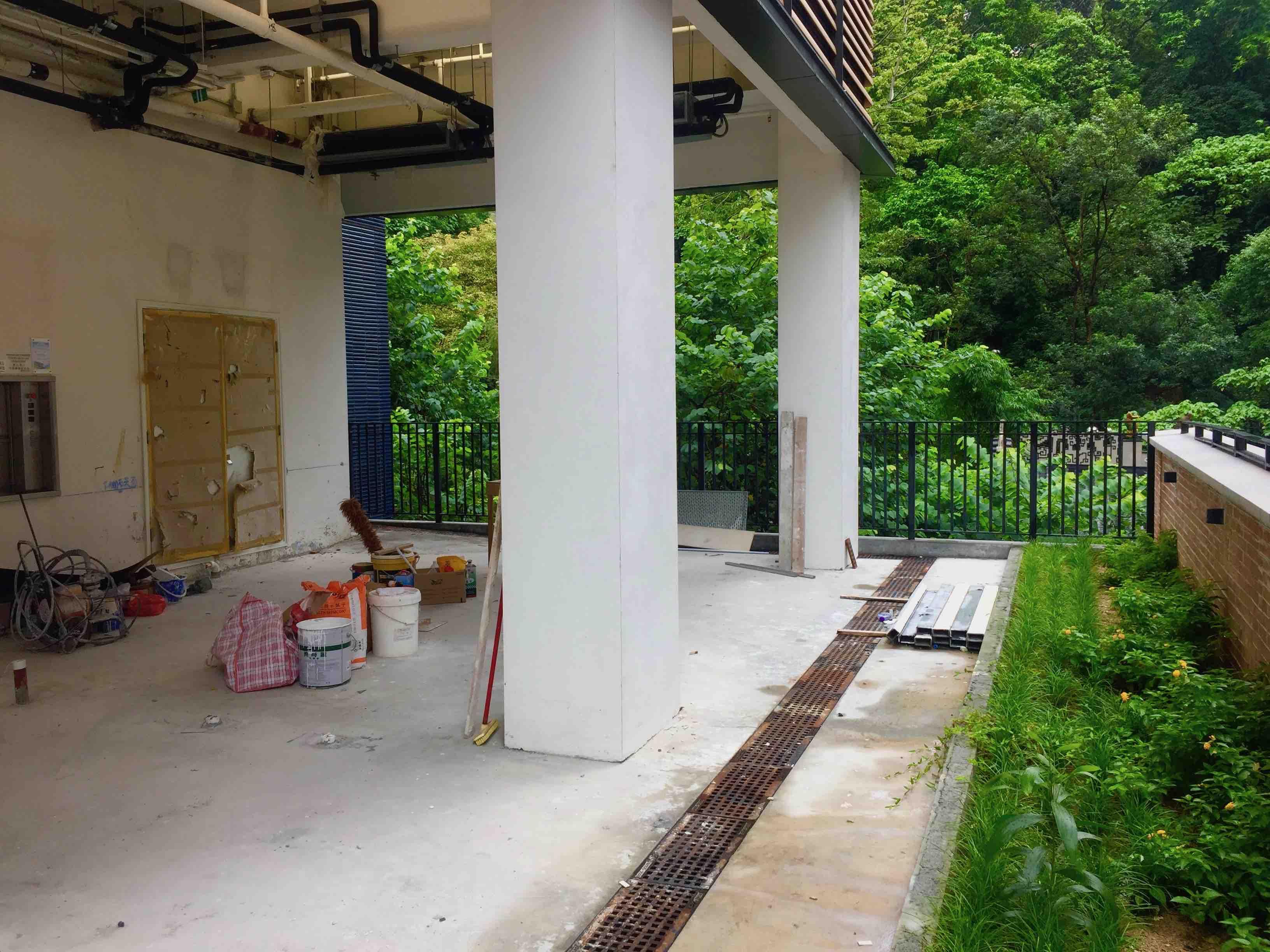 Huge Roof Restaurant & Bar Space for Rent in Tai Hang Hong Kong