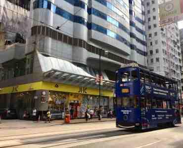 Open Terrace Restaurant Space for Rent in Sai Ying Pun Hong Kong