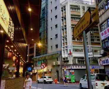 Sheung Wan Jervois Street Fitted Food & Beverage Shop for Rent HK