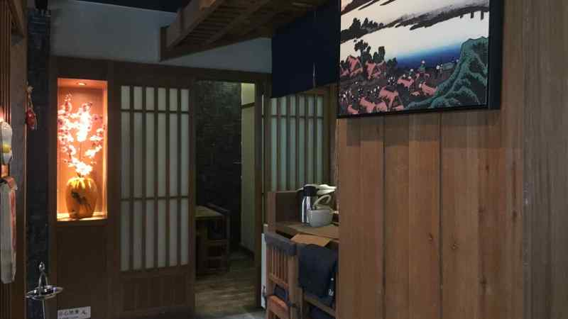 Tai Hang Fitted Japanese Restaurant for Rent in Hong Kong