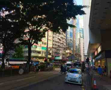 Wan Chai High Traffic Restaurant Space for Rent on Hennessy Road HK