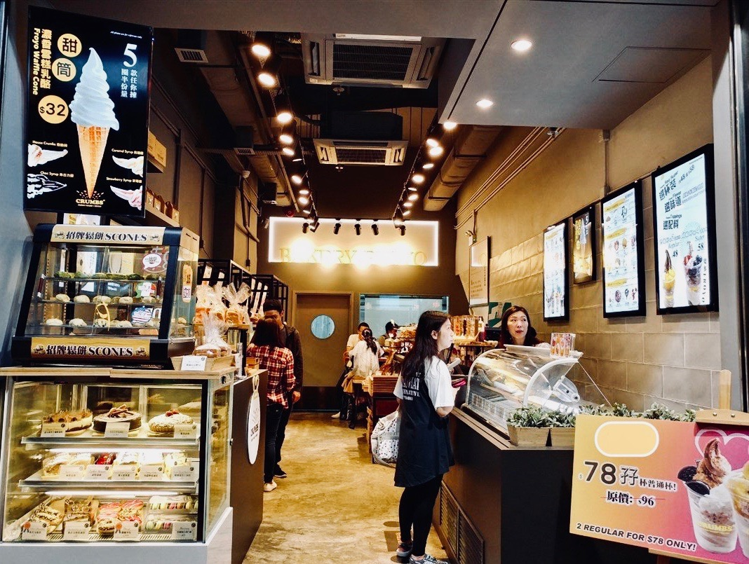 Causeway Bay Light Refreshment F&B Shop for Rent HK