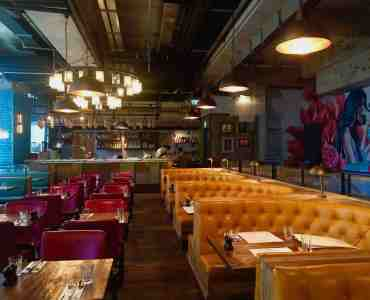 Fitted Restaurant Space for Rent in Foodie Street Causeway Bay HK