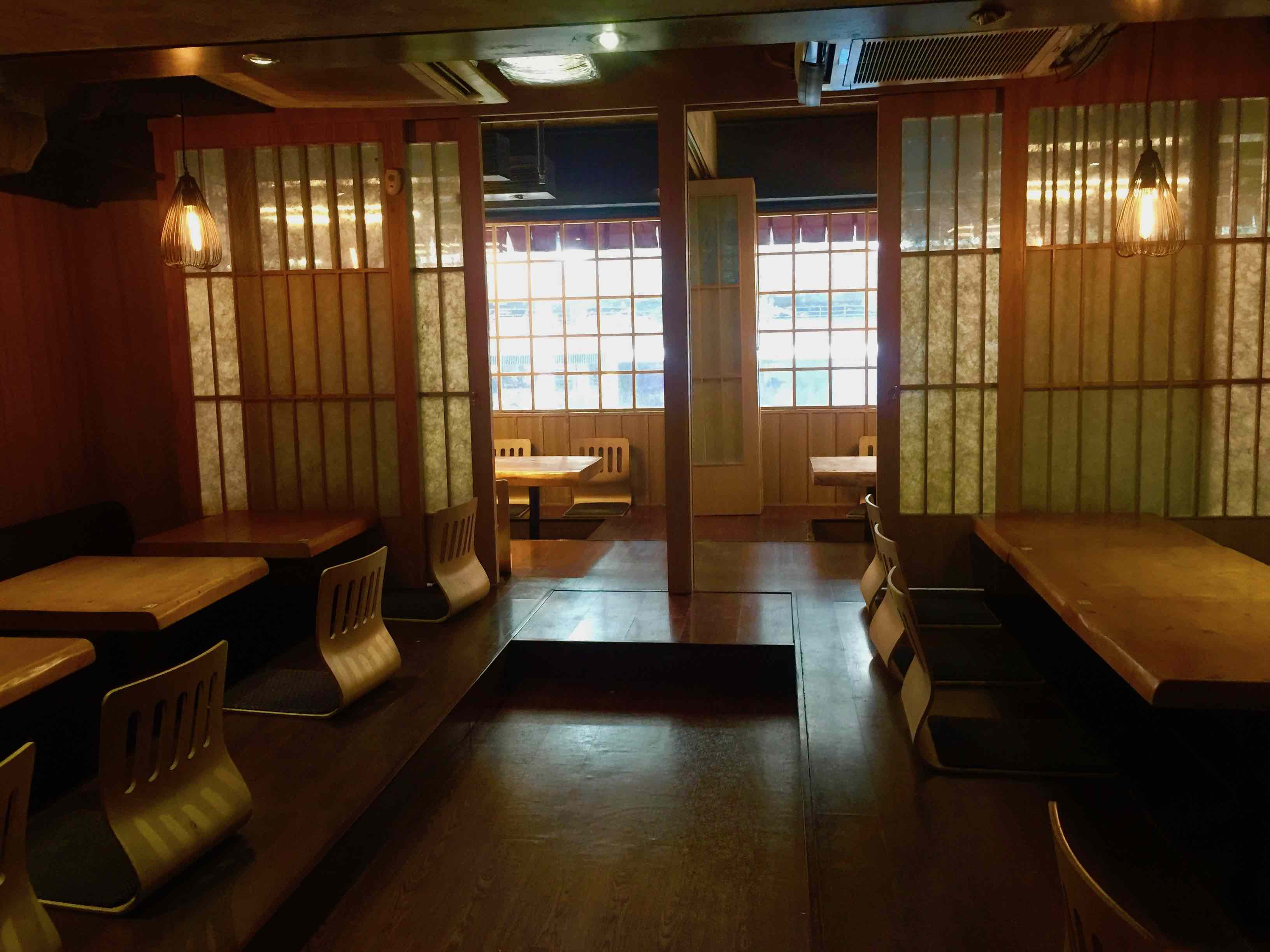 HK Sheung Wan fitted Japanese Restaurant for rent