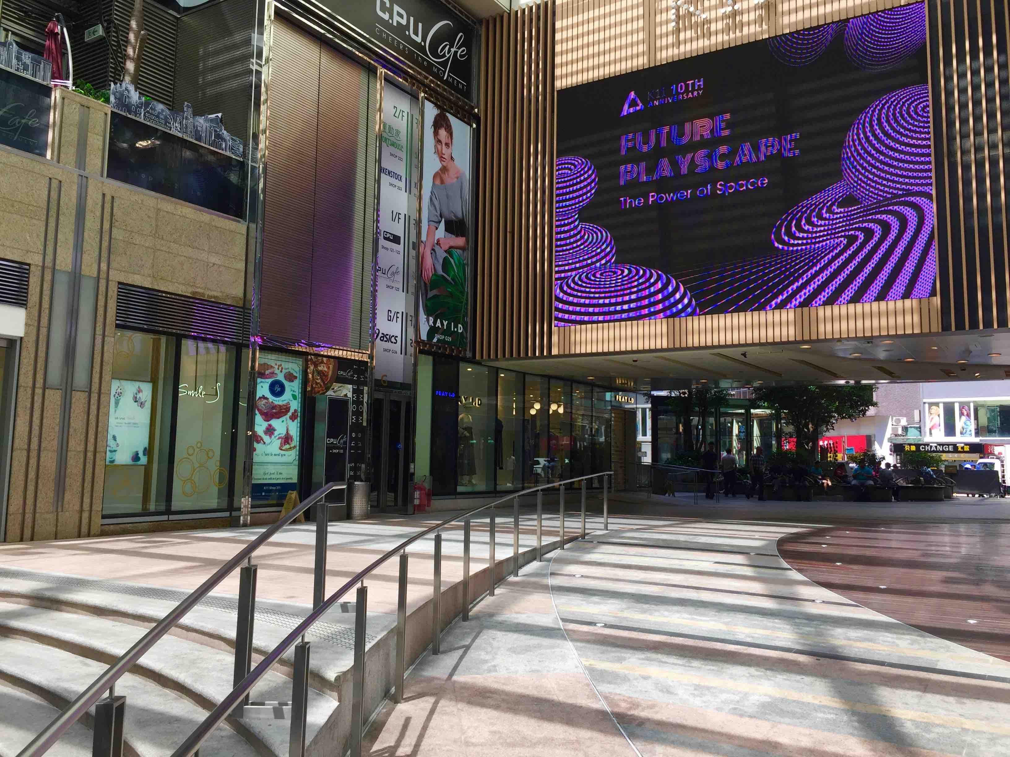 Tsim Sha Tsui Wide-shopfront Ground Floor F&B Shop for Lease in HK