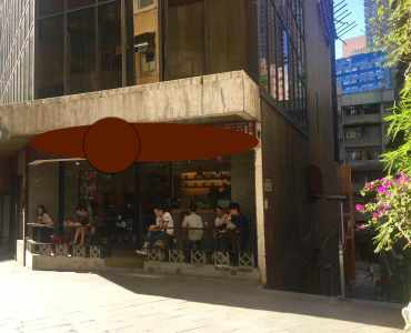 Hong Kong Sheung Wan F&B Shop for Rent