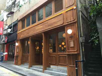 Belon in Soho Central got Michelin one-star Hong Kong 2019