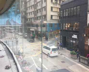 HK core Central highly visible restaurant space for rent