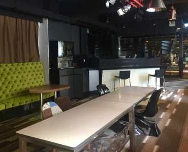 Wan Chai HK wide frontage light refreshment shop for lease