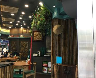 HK North Point Commercial Residential Area Fitted Restaurant for Rent