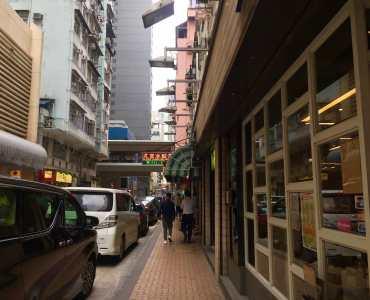HK Wanchai high foodie traffic restaurant for rent
