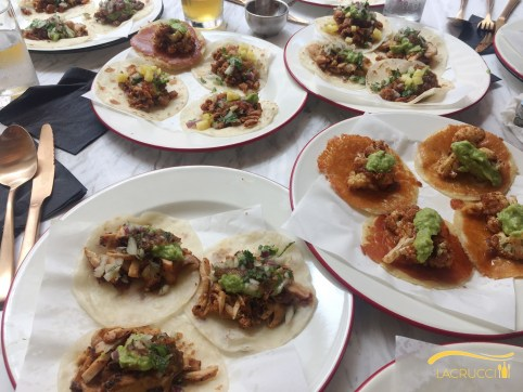 11 Westside HK is a trendsetting restaurant for Mexican street food
