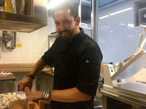 Chef Esdras Ochoa from LA brings in authentic Mexican street food to HK in 11 Westside