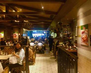 HK Central Fitted Restaurant Space for Rent