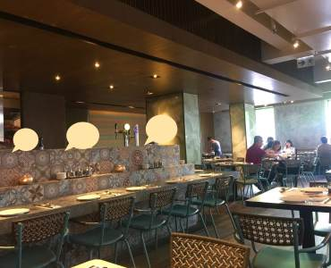 HK Causeway Bay restaurant space for Lease with open seating